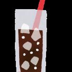 コーラに氷を入れると早く融ける気がする