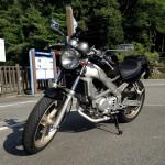 バイクの中古購入について